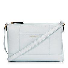 Tignanello Bowery Saffiano Leather Crossbody with RFID Protection