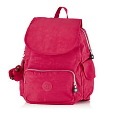 Kipling Small Citypack S with Top Flap & Zip Closure