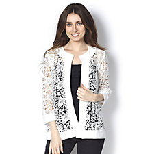 Antthony Designs Lace Jacket