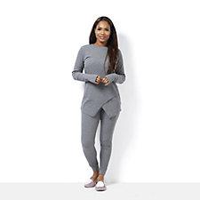 Anybody Loungewear Waffle Knit Pyjama Set