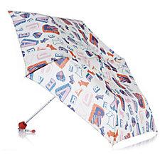Radley London Spell Check Mini Telescopic Umbrella