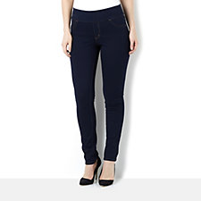 Jeanne Beker Slim Leg Pull On 32