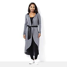 Anybody Loungewear Brushed Hacci Long Robe