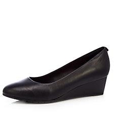 Clarks Vendra Bloom Wedge Shoe