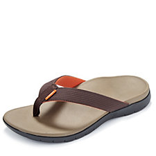 Vionic Orthotic Men's Islander Flip Flop with FMT Technology