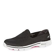 Skechers Go Walk 3 Fit Knit Slip On Shoe with GO Pillars
