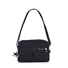 Kipling Deena Premium Dots Medium Zip Top Crossbody Bag