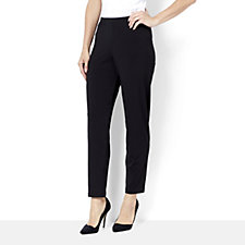 160280 - Kim & Co Brazil Knit Narrow Leg Regular Trousers