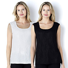Antthony Designs 2 Pack of Lace Tops