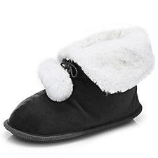 Cuddl Duds Snuggle Cuddle Slipper Boots