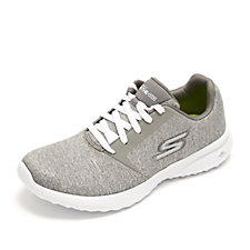Skechers On The GO City 3.0 Metallic Heathered Lace Up Trainer