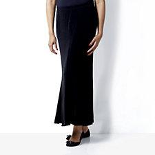 Kim & Co Long Length Godet Skirt