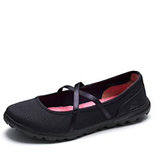 Skechers On The GO Point Two Town Mesh Mary Jane w/ GOGA Mat Technology