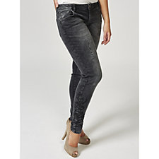 Betty & Co Lou Distressed Jeans