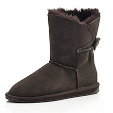 Emu Daley Lo Water Resistant Sheepskin Boots
