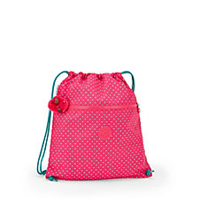 Kipling Supertaboo Large Drawstring Bag