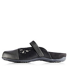 Vionic Orthotic Kristin Adjustable Strap Mule with FMT Technology