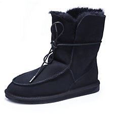 Emu Wentworth Lace Front Water Resistant Ankle Boots