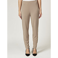 160284 - Kim & Co Brazil Knit Narrow Leg Petite Trousers