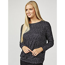 Betty & Co Banded Top
