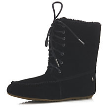 Emu Brooklyn Mid Calf Slipper Boots