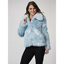 Bonnie Day Faux Fur Coat