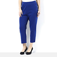 Bob Mackie Cropped Trousers
