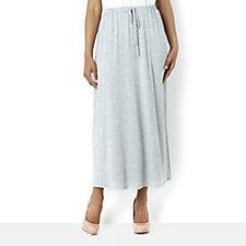 Antthony Designs Jersey Midi Skirt