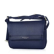 Radley London Addison Small Leather Organiser Crossbody Bag