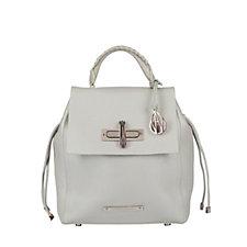 Amanda Wakeley The Micro Elba Leather Backpack
