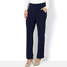 Exposed Pocket Trousers by Nina Leonard