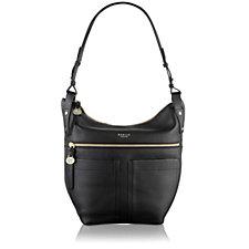 Radley London Kensal Large Leather Zip Top Hobo Bag