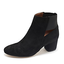 Mitarotonda Cutout Ankle Boot
