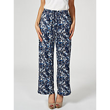 Together Printed Jersey Trouser