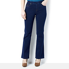 MarlaWynne Denim 5 Pocket Bootcut Trouser