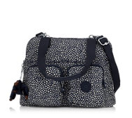 Kipling Avalyn Large Double Handled Bag with Detachable Crossbody Strap
