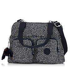 158989 - Kipling Avalyn Large Double Handled Bag with Detachable Crossbody Strap