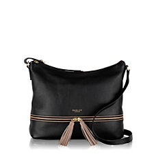 160989 - Radley London Pickering Large Leather Zip Top Crossbody Bag