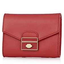 Lulu Guinness Ariella Textured Leather Purse