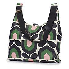 Orla Kiely Stripe Tulip Print Midi Sling Bag