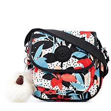 Kipling Go Twist Nuria Medium Shoulder Bag with Adjustable Strap