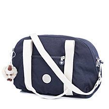 Kipling Lexique Medium Shoulder Bag with Crossbody Strap