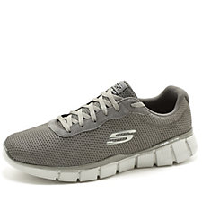 Skechers Equilizer 2.0 Men's Relaxed Fit Trainer with Memory Foam