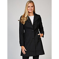 Centigrade Jacquard Coat