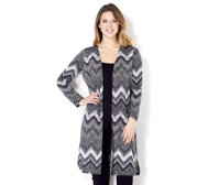 Chelsea Muse by Christopher Fink Printed Duster