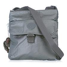 Kipling Delgus Premium Medium Zip Top Crossbody Bag