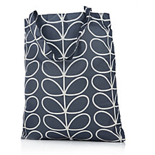 Orla Kiely Pack Away Tote Shopping Bag