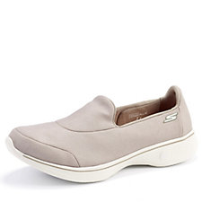 Skechers GoWalk 4 Inspire Leather Tex Slip On Shoe