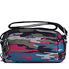 Kipling Smooth Nylon Abela Small Crossbody Shoulder Bag