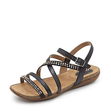 Clarks Autumn Peace Sandal with Double Strap